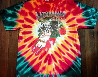 Lithuania Basketball Shirt Etsy