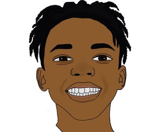 Custom Cartoon portrait, custom digital drawing,  custom drawing,  custom illustration, personalized portrait, custom artwork
