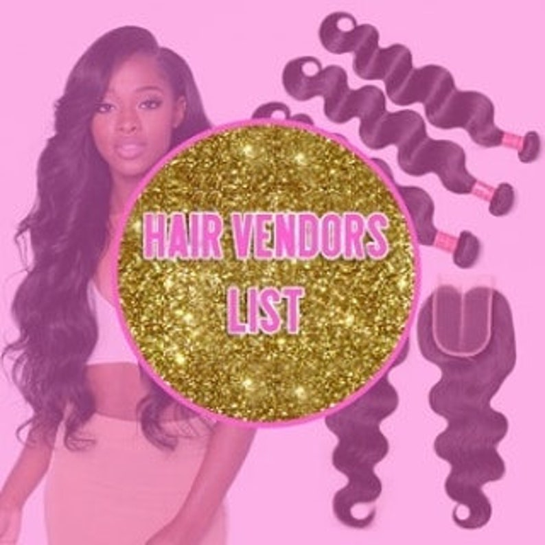 Raw vendor hair list and Mink lashes vendor