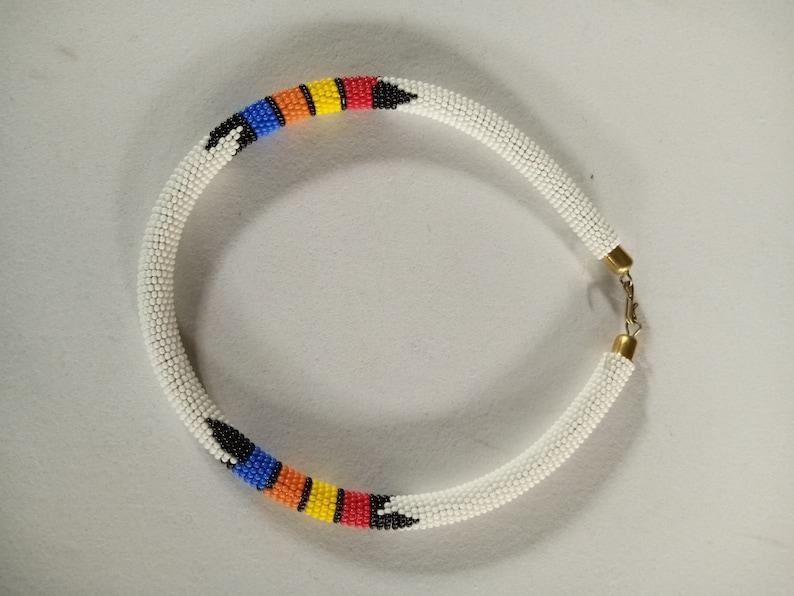 Masai beaded necklaces Wholesale Choker necklace,African necklace,Boho necklaces,tribal necklaces ON SALE
