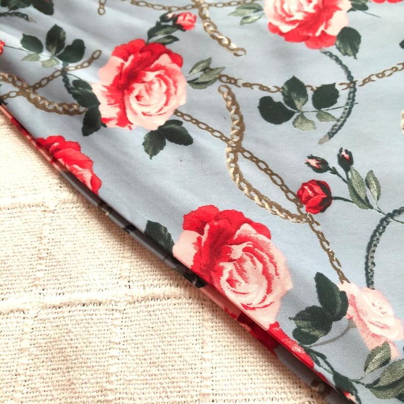 Bandana top for woman  top scarf in satin fabric  crop top bandana.