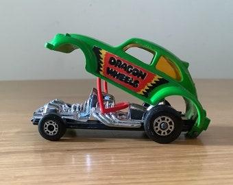 Matchbox Superfast Dragon Wheels No.43 1972