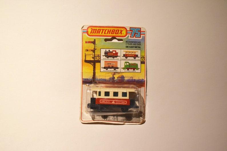 Matchbox Lesney 75 No.44 Passenger Coarch 1976
