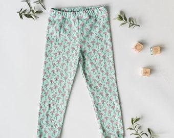 Dream Hope Designer Knit Pants Love Baby Pants Dream Organic Leggings Toddler Pants Designer Leggings Ready to Ship