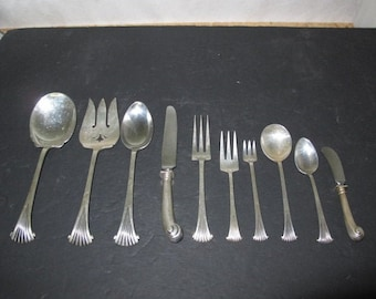 Paul Revere by Towle Sterling Silver Cheese Server Serving Set 2pc HHWS  Custom
