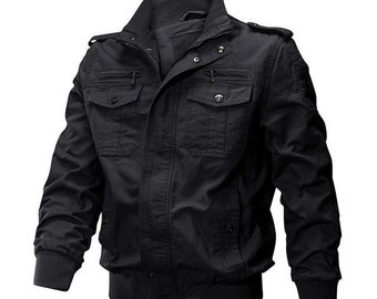 promo code 948b2 fe7d9 More colours. Casual Military Jacket Men s Limited Edition