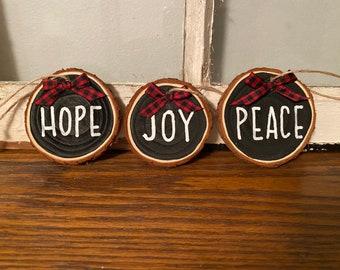 Hope, Joy, Peace