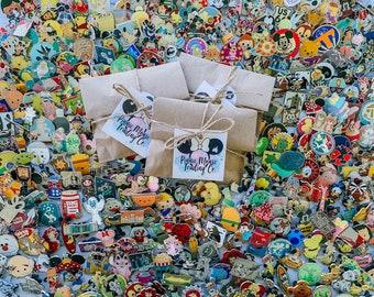 Disney Pins And Press A Penny Art Ideas