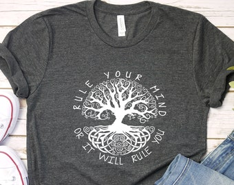 29d29fb3 Tree of life tshirt | Etsy