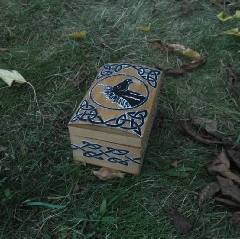 The black unicorn box