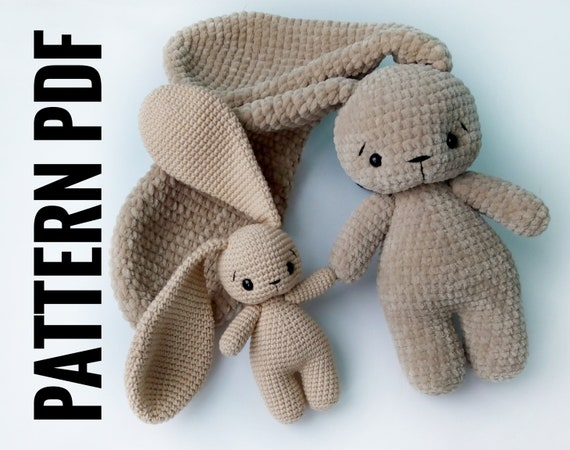 63 Free Crochet Bunny Amigurumi Patterns (mit Bildern) | Kostenlos ... | 450x570