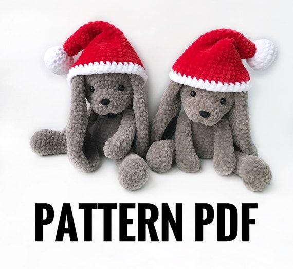 Crochet Santa hat | A little hat for the amigurumi animals t… | Flickr | 523x570