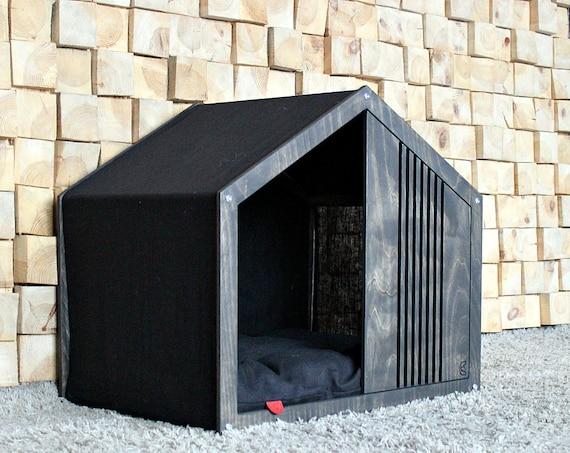 Dog House Line Lounge Modern Dog House Dog Bed Pet House Etsy