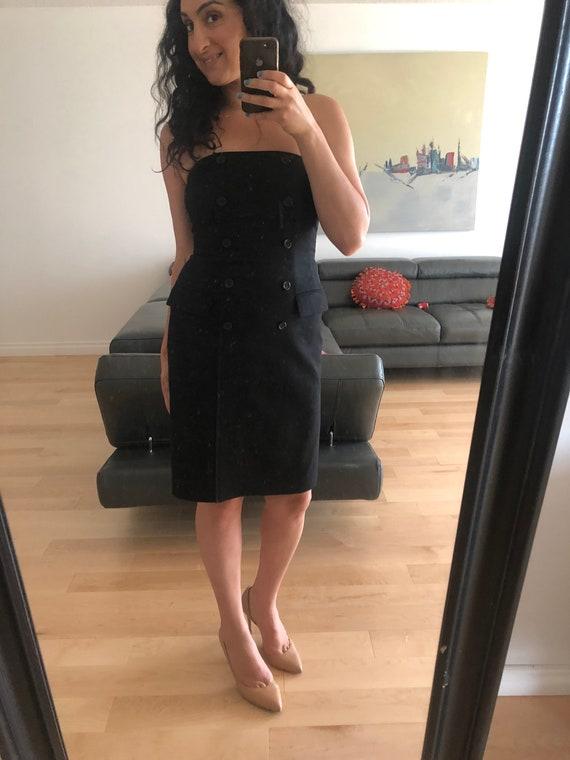 Club Monaco wool dress