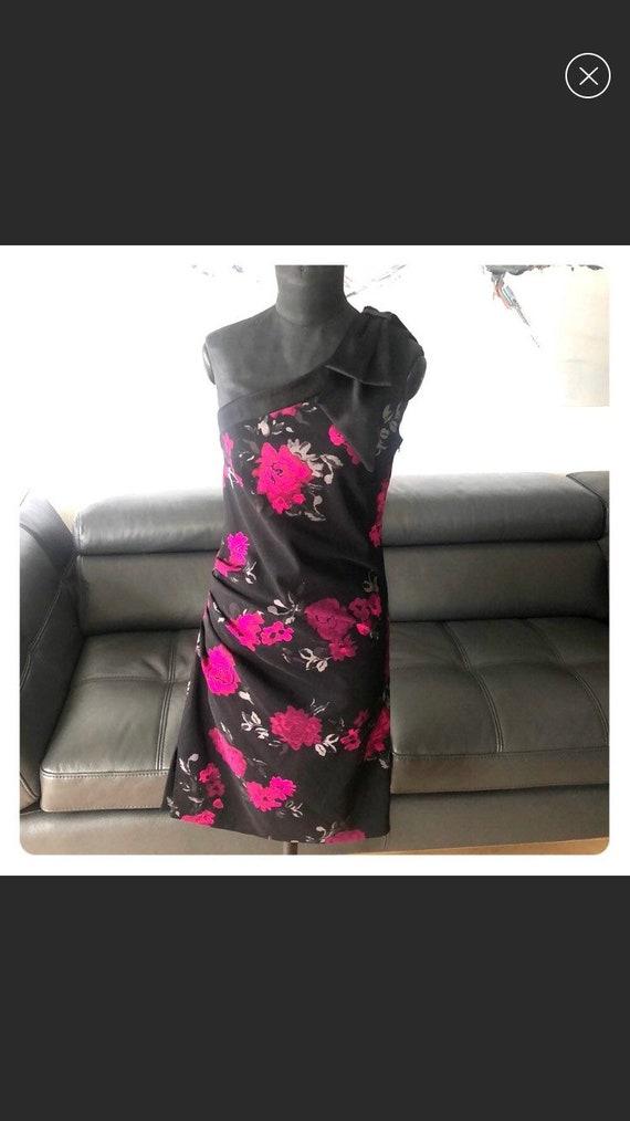 Jacob floral party dress
