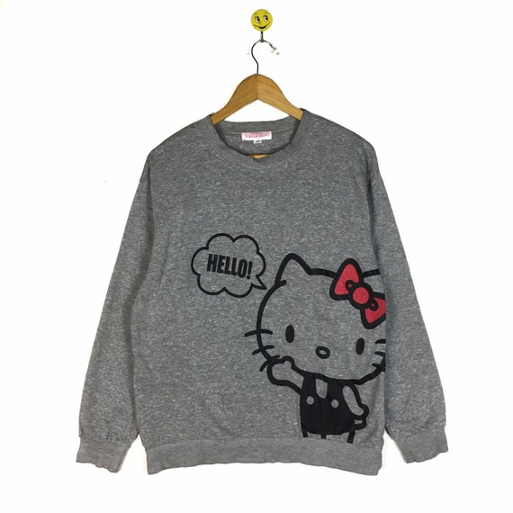 Rare!! vintage Hello Kitty sweatshirt Hello Kitty