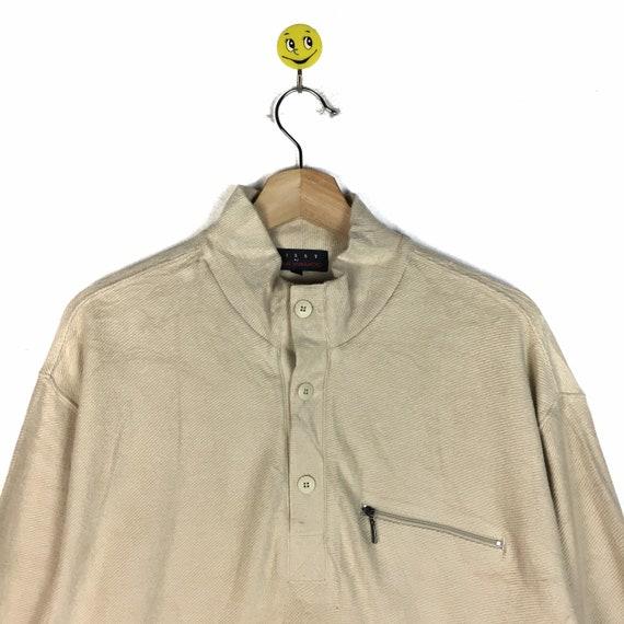 Rare!! Kansai Yamamoto sweatshirt Kansai Yamamoto… - image 2
