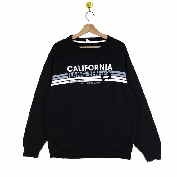 Rare!! Hang Ten sweatshirt Hang Ten pullover Hang
