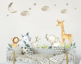 Kids wall decal | Etsy