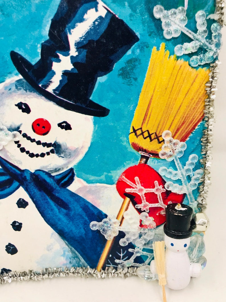 Frosty Wall Hanging
