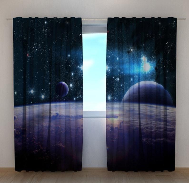 curtain panels space curtains blackout curtains