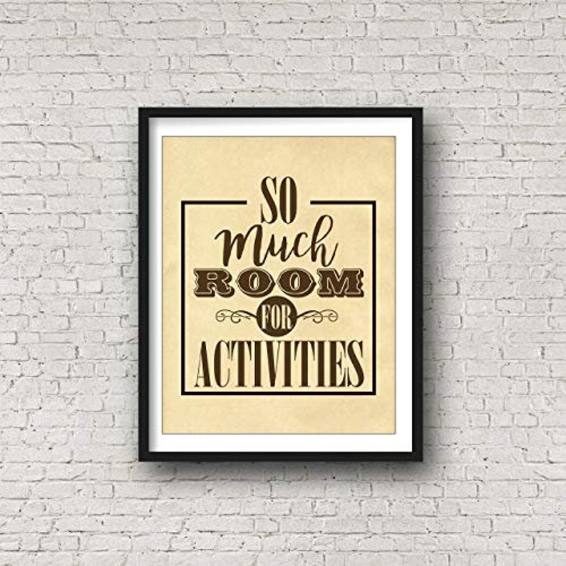 Step Brothers Inspired Movie Quote Poster Print 11x14 Etsy