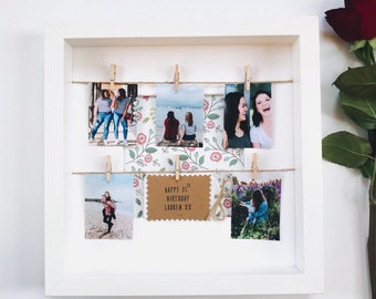 Friend Birthday Gift 18th 21st 30th Personalised Personalized Best Frame Special Present For Sister Girlfrie