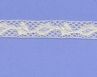 White Val Lace Collection #17