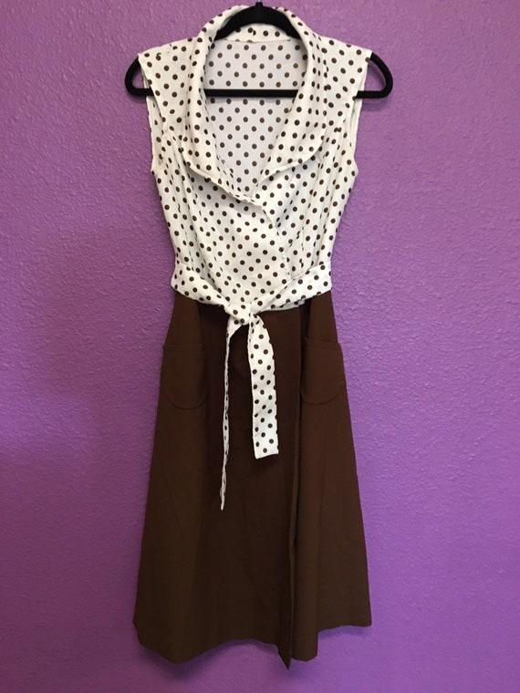 Rockabilly 1950s Vintage Dress