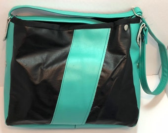 Heavy Cotton Beaded /& Keychain Magnetic Closure Boho Bag Pockets Quilted Africa  Elephant Design Large Hippie CrossbodyShoulder