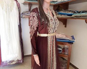 Marokkanisches kleid   Etsy