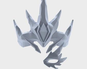 Moira Ice Empress Crown [Overwatch] -- 3D Printed Kit