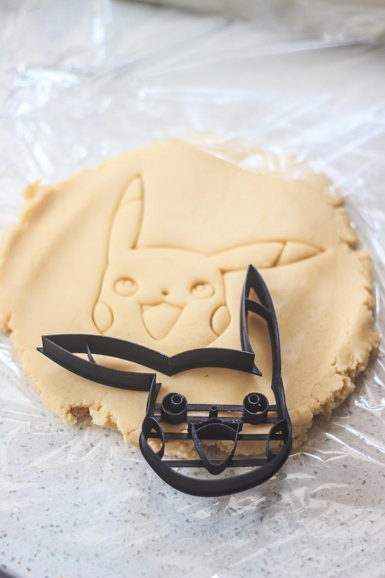 Pikachu Cookie Cutters image 0