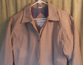 Vintage Small Mens or large Boys, Mackintosh New England Jacket. Very clean. VGC. Fall Winter wear. Casual Dress.
