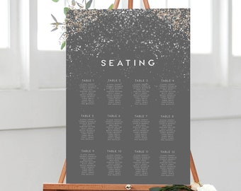 Star seating chart etsy