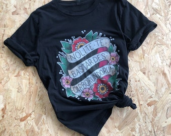 d97a0af82aac The Handmaid's Tale | Feminist Tee | Organic Cotton | Women's Feminist  T-Shirt