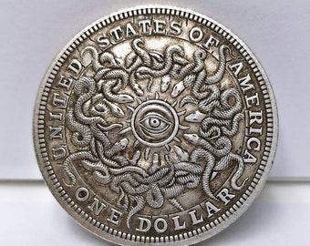 Hobo coin | Etsy