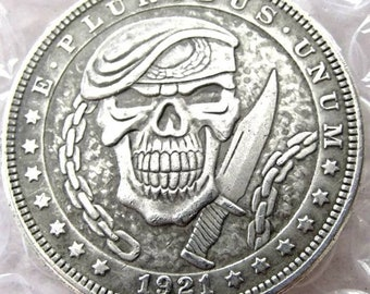 Military coin | Etsy