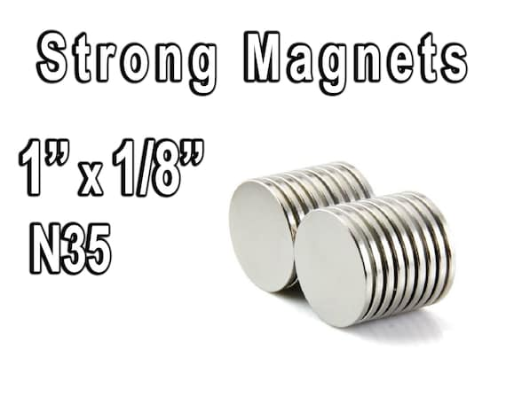 9mm x 1.5mm VARIOUS QUANTITIES  VERY STRONG NEODYMIUM//RARE EARTH DISC MAGNET