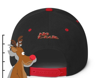 ac796e51e39 No Fear New Era Style Snapback Hat