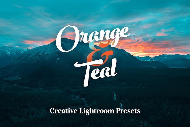 Orange and Teal - Lightroom Presets - Mobile & Desktop - cinematic color  grade - film look - professional color grade - Sam Kolder - adobe