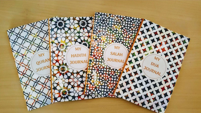 Muslim Kids Journal Set To Track Reflect and Improve image 0
