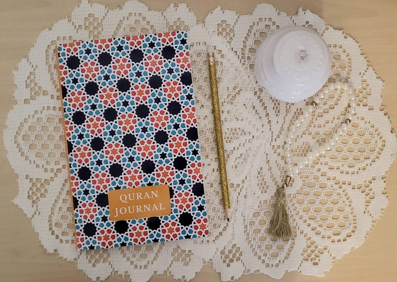 Quran Journal For Muslim Adults and Teens To Improve Reading image 0