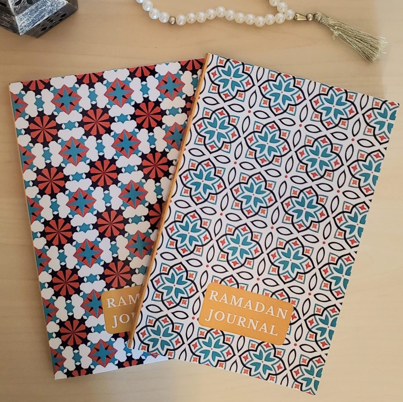 Ramadan Journal For Muslim Adults and Teens To Track Reflect image 0