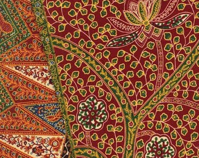 Bulk Order Fabrics (HBO212) - 12 Yard Minimum / Mix and Match Prints