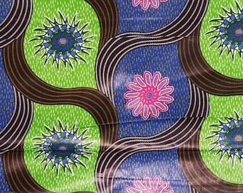 Holland Wax Prints/3-6yd