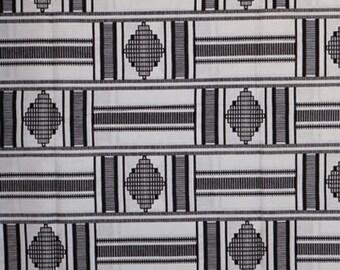 Premium Ankara Print HOLLAND Fabric- *Double sided print* - 3 @ 16.66/yd or 6 yards @ 9.99/yd (HFP199)