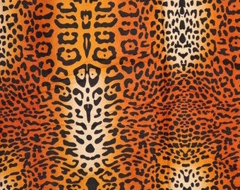 Premium Ankara Print ANIMAL PRINT Fabric - By the Yard (HF2228)