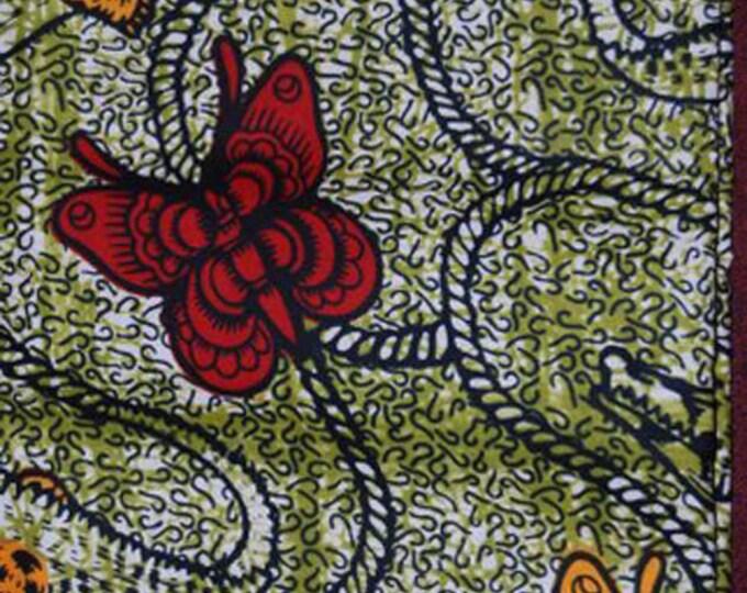 Ankara Animal Fabric (AAF2069)