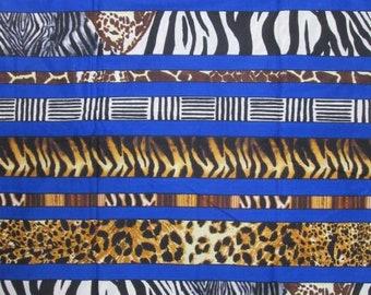 Premium Ankara Print FASHION Fabric - 3 yards @ 8.66/yd or 6 yards @ 5.99/yd (HF1650)